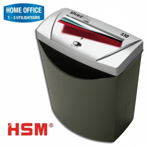 Destructeur de documents SHREDSTAR S10