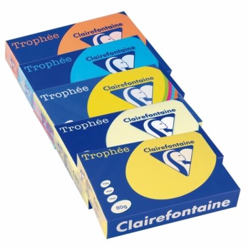 Papier couleur VIVE Trophée Clairefontaine