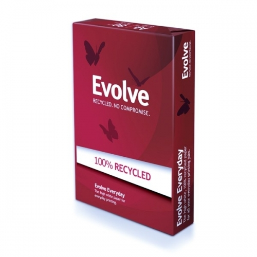 Papier EVOLVE 100% Recyclé